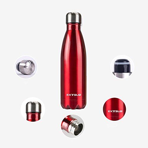 Zoom IMG-1 extsud 500ml bottiglia termica in