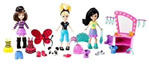 Polly Pocket Dress-Up Party Doll Pack