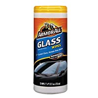 Armor All 10865 Glass Wipes 25 Ct.