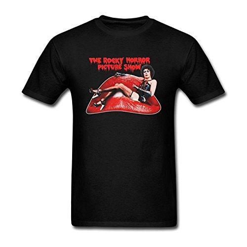 Epsion Cinxon Men Rocky Horror Picture Show 100% Cotton T-shirts