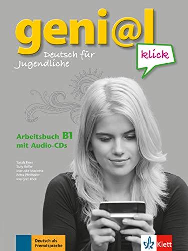 geni@l klick b1, libro de ejercicios + cd