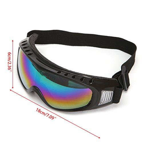 Kalttoy Universal-Schutzbrille, für den Außenbereich, zum Bergsteigen, Skifahren