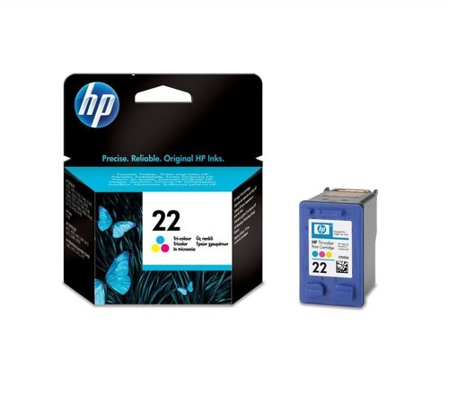 hewlett-packard-hp-no-22-inkjet-cartridge-page-life-160pp-5ml-colour-ref-c9352ae