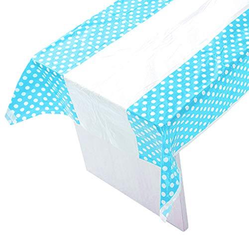 toff-Tischdecke Wasserdicht Oilproof Druck Tischhussen Anti Hot Coffee Tableclot Partei-Dekoration ()