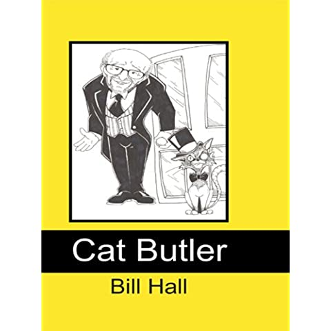 Cat Butler: In the Service of Her Majesty the Pussycat (English Edition) - Majestys Animali