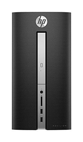 HP Pavilion 570-p061ng 3.5GHz A10–9700Desktop schwarz PC