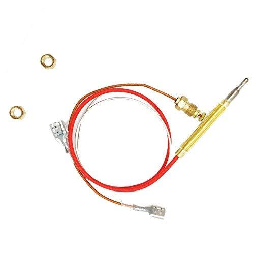 Outdoor Heizung Ersatzteile M8x 1Ende Anschluss Muttern Thermoelement 0,4Meter Länge M6x 0,75Head Gewinde mit -