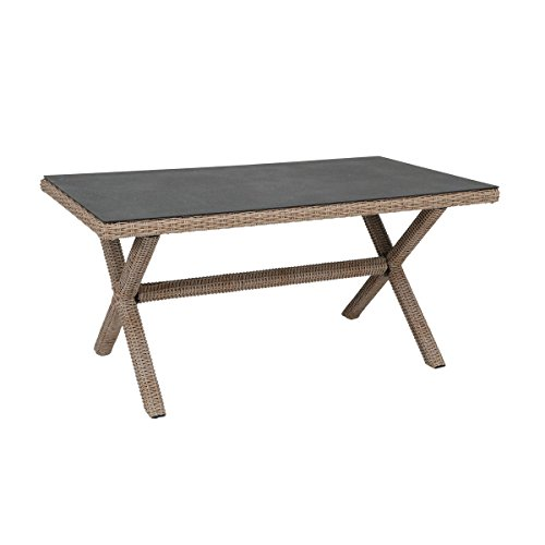 gartentische steinoptik im vergleich. Black Bedroom Furniture Sets. Home Design Ideas