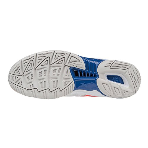 Mizuno Wave Phantom Women's Chaussure de Basket - AW17 white