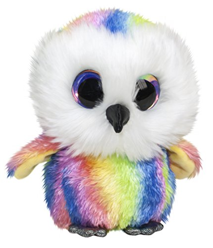 Owl Stripe (Big) Plush - Lumo Stars 55082 - 24cm 9""