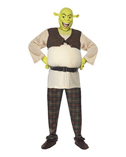 Shrek Kostüm Deluxe L (Erwachsenen Deluxe Kostüme Shrek)