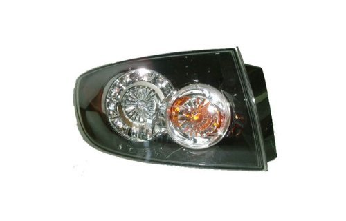 Mazda 3 Sedan Replacement Tail Light Assembly (LED Type) - Driver Side by AutoLightsBulbs