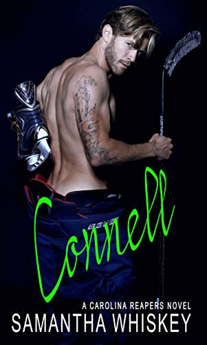 Connell (Carolina Reapers Book 3) (English
