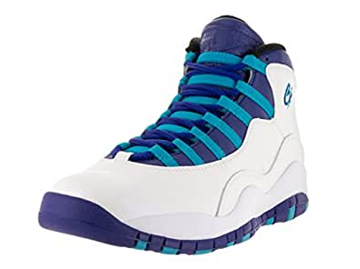 the latest e0f17 63a37 Jordan Nike Men's Air Retro 10: Buy Online at Low Prices in ...