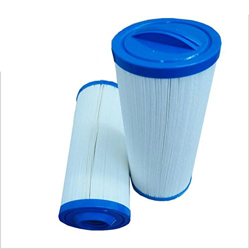 2 Stück Filterpatronen Dick Papierkern Filter Babyschwimmbecken Kinderbadewanne Spa Whirlpool