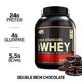 Optimum nutrition Whey gold standard - 2,27 kg Doble Rico Cholate
