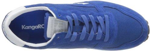 Kangaroos Blaze III, Baskets mode mixte adulte Bleu (470 Royal Blue White)