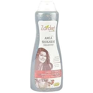 ZORDAN Amla Shikakai Shampoo, 500 ml