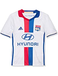 adidas Olympique Lyonnais Maillot de Football Garçon