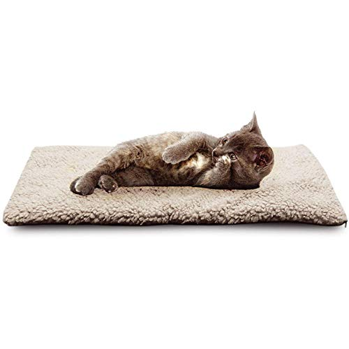 SHIYID Pet Cat And Dog Self-Mat Insulation Pad Can Be Washed Without Electricity