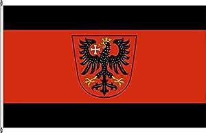 Kleinfahne Wetzlar - 20 x 30cm - Flagge und Fahne