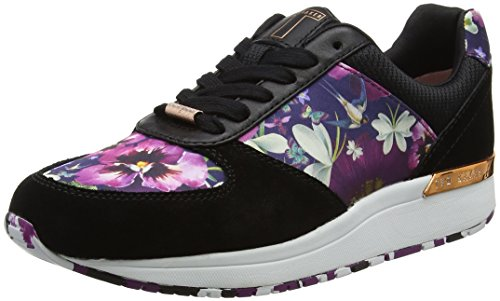 Ted Baker Esmay, Chaussures de Running Femme Multicolore (Entangled Enchantment)
