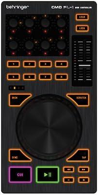 Behringer CMD PL-1 controlador dj - controladores dj (2.0, USB B, USB, 30,5 cm, 15,2 cm, 5,7 cm) Negro