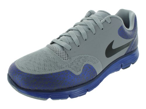 Lunar Safari Fuse + Running Shoes 8 US (lupo grigio / nero / Old Royal)