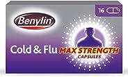 Benylin Cold & Flu Max Strength Capsules, 16