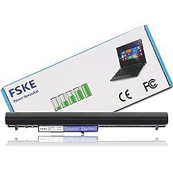 FSKE 740715-001 OA04 Batterie Ordinateur Portable pour HP HSTNN-LB5S OA03 746641-001, 255 G3 G2, 250 G3 G2, Compaq 14 15 Series Notebook Battery, 14.8V 2500mAh 4-Cellule