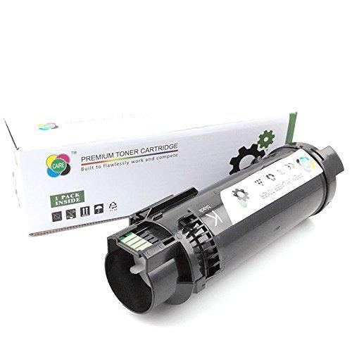 Preisvergleich Produktbild 1 Pack 5500 Seiten Caire (TM) kompatibel Xerox Phaser 6510, Xerox Workcentre 6515 / 6515N / 6515DN / 6515DNI Toner Kartusche (6515: K)