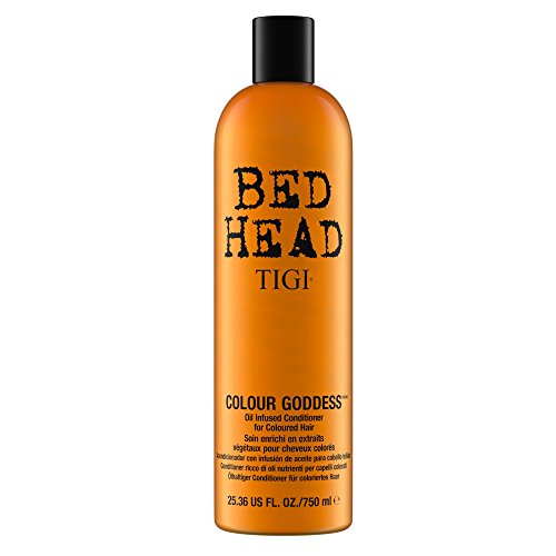 Tigi Bed Head Colour Goddess Oil Infused Conditioner 750 ml Schenkt maximale Leuchtkraft statt verblassender Farbe 750 ml -