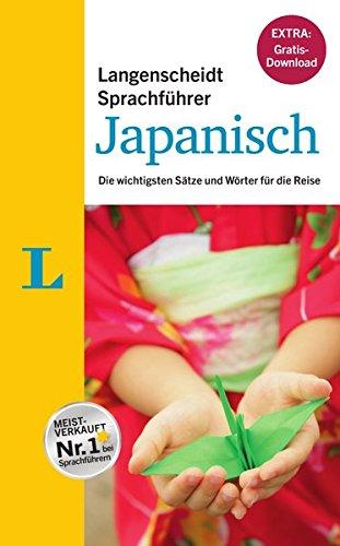 """Langenscheidt Sprachführer Japanisch - Buch inklusive E-Book zum Thema """"Essen & Trinken"""": Die wichtigsten Sätze und Wörter für die Reise"""