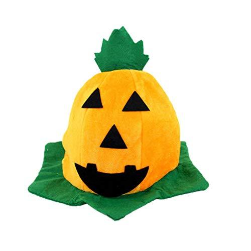 Kühle Kostüm Kinder - Timlatte Kinder Kürbis Kühle Hexenhut für Halloween-Kostüm-Zusatz-Kinder nach Hause Schule Feiertags-Party-Hut Props