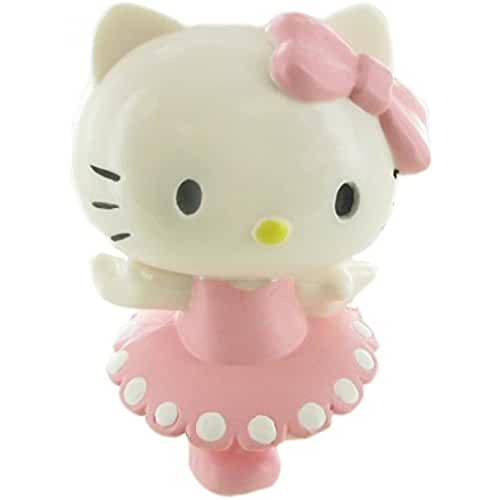 figuras kawaii Hello Kitty - Bailarina (Comansi 99981)