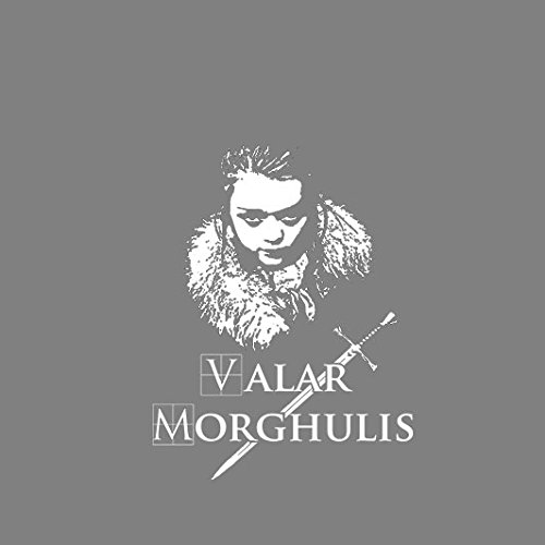 GoT: The Face of Valar Morghulis - Herren T-Shirt Grün