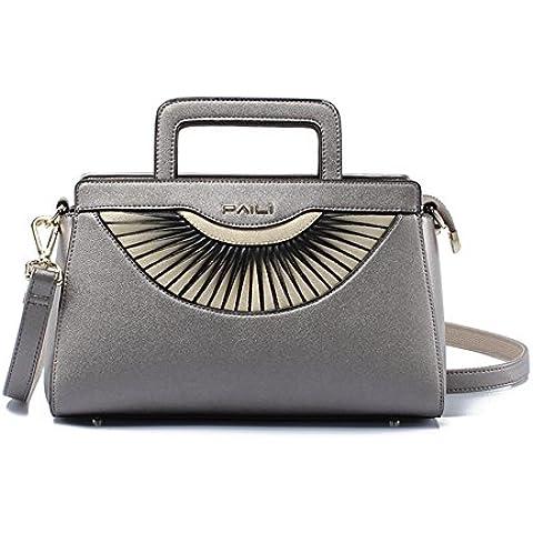 Abbigliamento donna/Pacchetto di Capodanno festa mosaico colore/Spalla semplice laptop Messenger bag