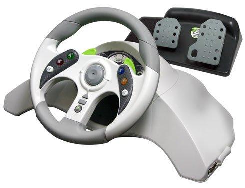 Lenkrad MC MicroCon Steering Wheel white