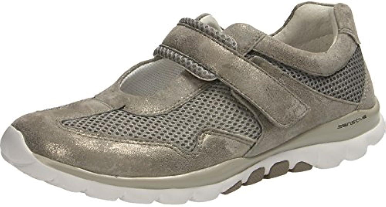 GABOR Gabor Womens Shoe 66.961 Taupe 4½