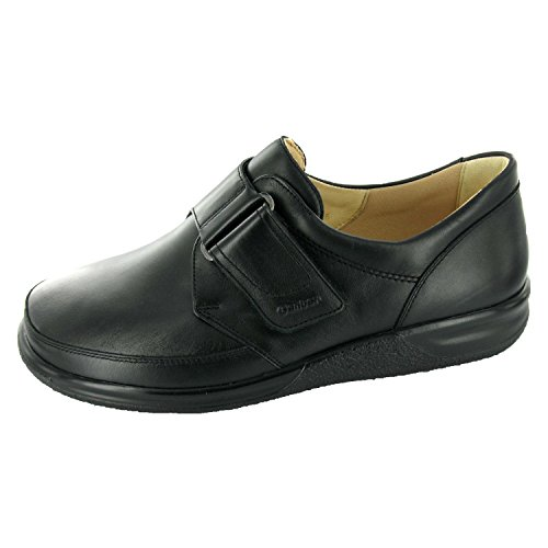 Ganter KURT SENSITIV 2567110100 Herren Slipper Schwarz