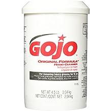 ORIGINAL FORMULA Hand Cleaner, 4.5 lb, White, 6/Carton, Sold as 1 Carton