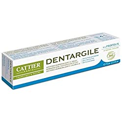 Cattier Dentifrice reminéralisant à la Propolis Protection des gencives 75 ml