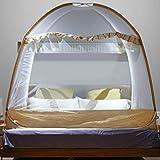 YFQ Baby Moskitonetz Camping Zelt Anti-Moskito Bettdecke Baby Bett Zelt Kinder Moskitonetz Baldachin Hängen Vorhang Innendekoration Reise Wesentliche Ausrüstung (Size : 4 ft Bed)