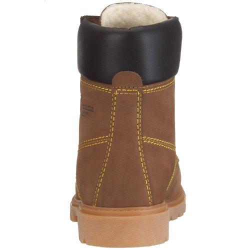 Panama Jack Panama 03 Wool  Herren Warm gefüttert Classics Kurzschaft Stiefel & Stiefeletten Braun (Avellana)