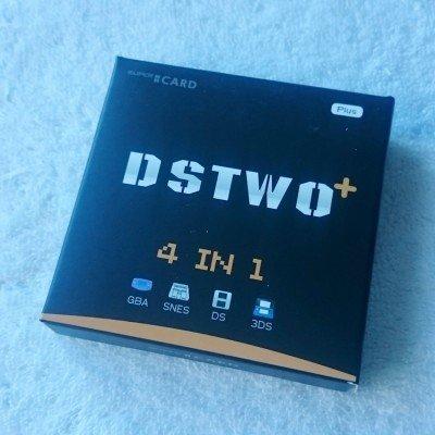 Preisvergleich Produktbild Supercard DSTWO PLUS (DSTWO +) kann 3DS / DS / GBA / SFC Spiele spielen
