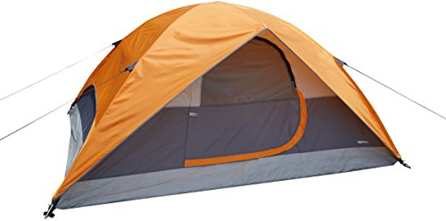 AmazonBasics - Tenda a cupola per 4 persone