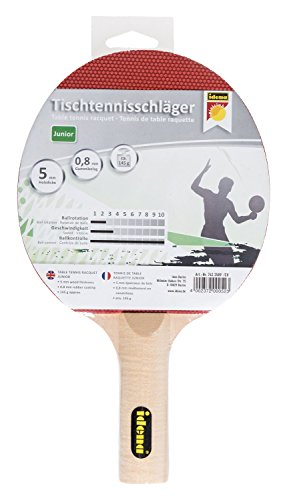Idena 7423509 - Tischtennisschläger, Junior