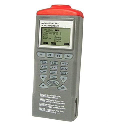AZ9611 Termómetro infrarrojo industrial de mano con rango de temperatura -40~500 C