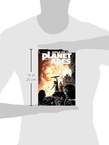 Exile on the Planet of the Apes Volume 1