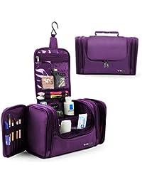 c0b40df014b2 Lavievert Toiletry Bag Makeup Organizer Cosmetic Bag Portable Travel Kit  Organizer Household